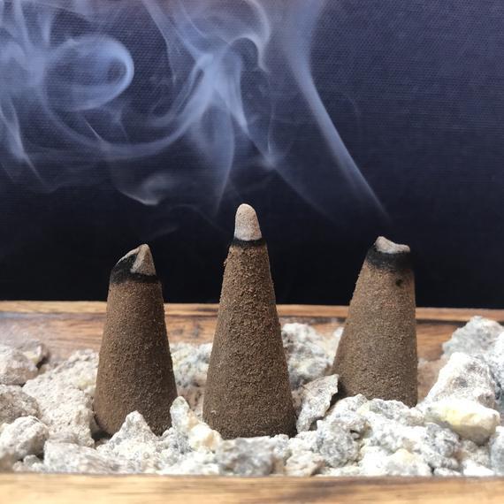 benzoin loban smoke